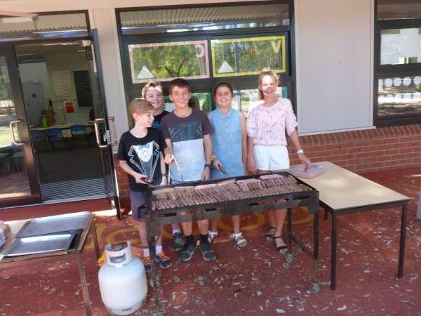 Grade 6 Term 1 BBQ