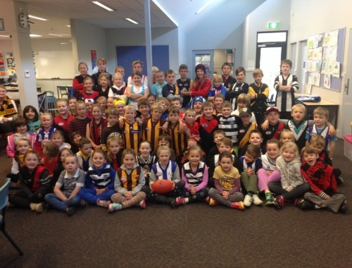 Football Colours Day